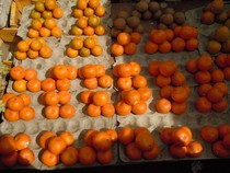 Matata Images - Oranges at Mupusa market